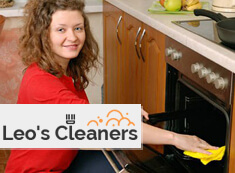 Oven Cleaning W4