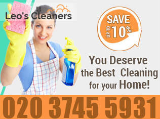 Offer from Leo's Cleaners